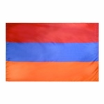 4' X 6' Nylon Armenia Flag