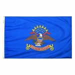 4' X 6' Nylon North Dakota State Flag