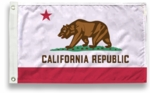4' X 6' State-Tex Commercial Grade California State Flag