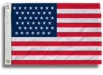 43 Star US Flags
