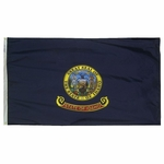 5' X 8' Nylon Idaho State Flag