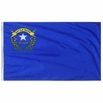 5' X 8' Nylon Nevada State Flag