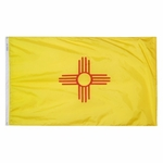 5' X 8' Nylon New Mexico State Flag
