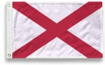 5' X 8' State-Tex Commercial Grade Alabama State Flag