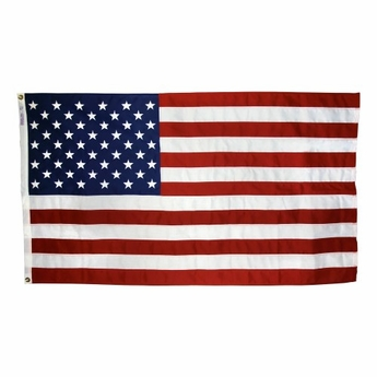 5' X 8' Tough Tex American Flag