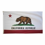5' X 8' Commercial Grade California State Flag