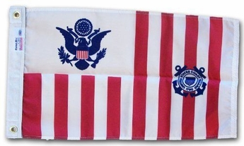 "60"" X 96"" USCG Ensign"