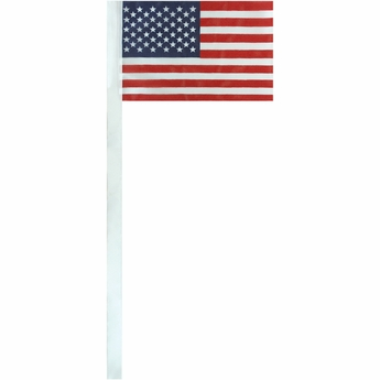 "8"" X 12"" US Antenna Flag"