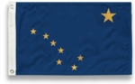 State-Tex Commercial Grade Alaska State Flags
