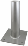 Aluminum Flagpole Dock Mount