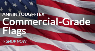 Annin Tough-Tex Commercial-Grade Flags