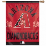 Arizona Diamondbacks Flags