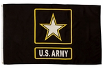 Lightweight Poly Army Star Flag