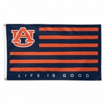 Auburn University / Life is Good Flag