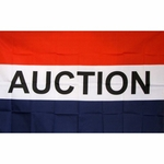 Auction Flag