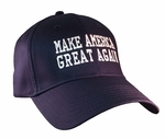 Blue Make America Great Again Hat