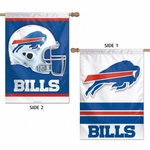 Buffalo Bills 2-Sided Vertical Flag