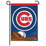 Chicago Cubs Garden Banner