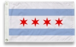 City of Chicago Flags