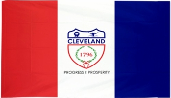 City of Cleveland Flags