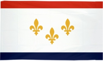 City of New Orleans Flags