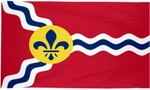City of St. Louis Flags