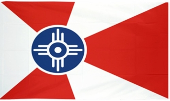 City of Wichita Flags