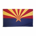Commercial Grade Tough Tex Arizona State Flags