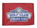 Custom Golf Flag with Rotating Tube