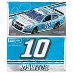 Danica Patrick Two-Sided NASCAR Flag