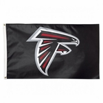 Deluxe Atlanta Falcons Flag - 3' X 5'