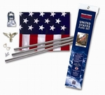 Deluxe Home Flag Kit