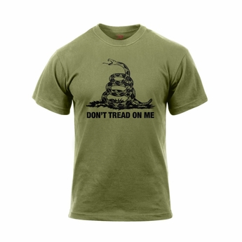 Don't Tread On Me Vintage T-Shirt