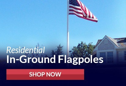 Residential In-Ground Flagpoles