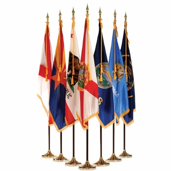 Freedom Mounted State Flag Sets