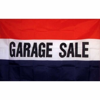 Garage Sale Flag