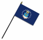 US Air Force Stick Flags