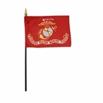 US Marine Corps Stick Flags