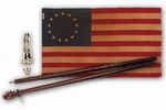 Heritage 13-Star US Flag Kit