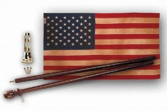 Heritage 50-Star US Flag Kit