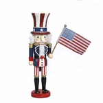 Hollywood� Uncle Sam Nutcracker