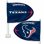 Houston Texans Car Flag