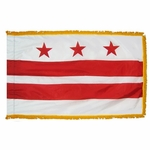 Indoor and Parade District of Columbia State Flags