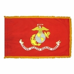 Indoor and Parade Marine Corps Flags
