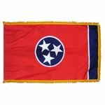 Indoor and Parade Tennessee State Flags