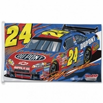 Jeff Gordon Team Flag