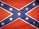 Lightweight Polyester Confederate Flags