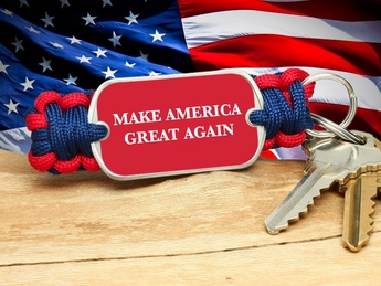 Make American Great Again Key Fob