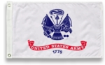 Mil-Tex Military Grade US Army Flags