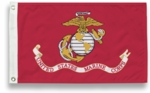 Mil-Tex Military Grade US Marine Corps Flags